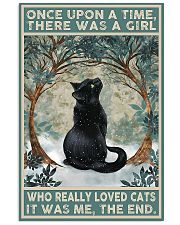 Black Cat Once Upon A Time 11x17 Poster front
