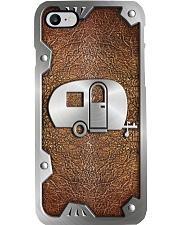 Camper pattern print Phone Case i-phone-8-case