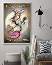 Soul Of A Witch Halloween 11x17 Poster lifestyle-poster-1