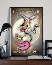 Soul Of A Witch Halloween 11x17 Poster lifestyle-poster-2