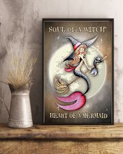 Soul Of A Witch Halloween 11x17 Poster lifestyle-poster-3
