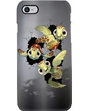 Turtle Fall Phone Case i-phone-8-case