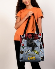 Black Cat Jean All-over Tote aos-all-over-tote-lifestyle-front-06
