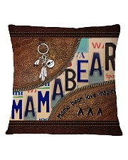 MamaBear Square Pillowcase tile