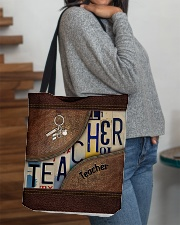 Teacher All-over Tote aos-all-over-tote-lifestyle-front-09