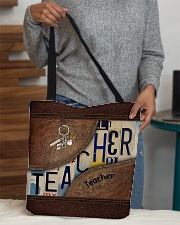 Teacher All-over Tote aos-all-over-tote-lifestyle-front-10