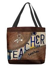 Teacher All-over Tote back
