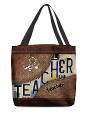 Teacher All-over Tote front