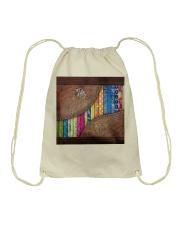 Love Quilting Drawstring Bag tile