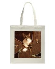 Jane's cat  Tote Bag tile