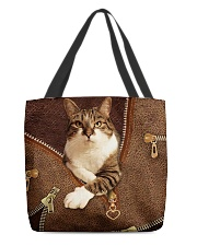 Jane's cat  All-over Tote back
