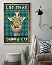Turtle Let That 11x17 Poster lifestyle-poster-1