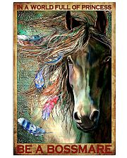 Horse Be A Bossmare 11x17 Poster front