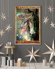 Horse Be A Bossmare 11x17 Poster lifestyle-holiday-poster-1