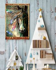 Horse Be A Bossmare 11x17 Poster lifestyle-holiday-poster-2