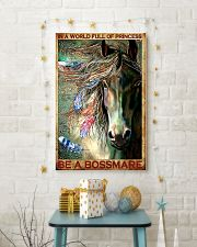 Horse Be A Bossmare 11x17 Poster lifestyle-holiday-poster-3