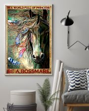 Horse Be A Bossmare 11x17 Poster lifestyle-poster-1