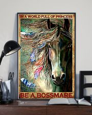 Horse Be A Bossmare 11x17 Poster lifestyle-poster-2