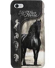 Horse Lovers Phone Case i-phone-8-case