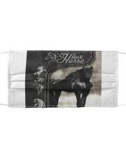 Horse Lovers Mask tile