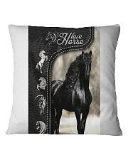 Horse Lovers Square Pillowcase tile