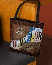 Counselor Love Inspire  All-over Tote aos-all-over-tote-lifestyle-front-02