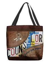 Counselor Love Inspire  All-over Tote back