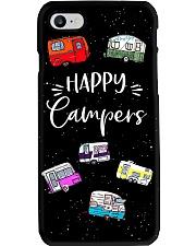 Happy Campers Phone Case Phone Case i-phone-8-case