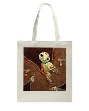 Turtle Leather Tote Bag tile