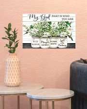 White Board Way Maker Unframed Horizontal Poster  17x11 Poster poster-landscape-17x11-lifestyle-21