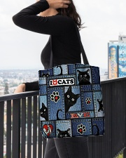 Cat Jean All-over Tote aos-all-over-tote-lifestyle-front-05