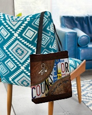 Counselor Love Inspire  All-over Tote aos-all-over-tote-lifestyle-front-01