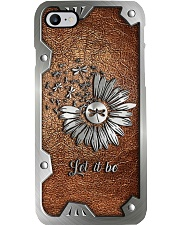 Dragonfly - Let It Be Metal Phone Case i-phone-8-case
