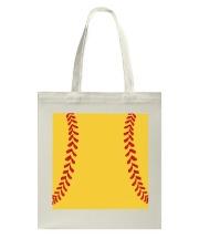 Softball Bag Tote Bag tile
