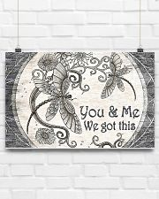 You And Me We Got This 17x11 Poster poster-landscape-17x11-lifestyle-17