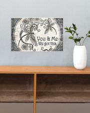 You And Me We Got This 17x11 Poster poster-landscape-17x11-lifestyle-24