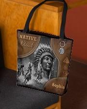 Custom Name Native Pride Tote All-Over Tote All-over Tote aos-all-over-tote-lifestyle-front-02