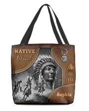 Custom Name Native Pride Tote All-Over Tote All-over Tote front