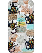 Scuba - Sand Beach Relax Phone Case i-phone-8-case