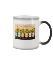Hairdresser You Are The Reason Color Changing Mug tile