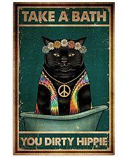 Hippie Take A Bath 11x17 Poster front