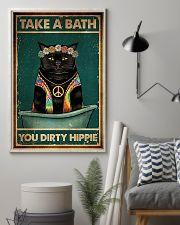 Hippie Take A Bath 11x17 Poster lifestyle-poster-1