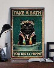 Hippie Take A Bath 11x17 Poster lifestyle-poster-2