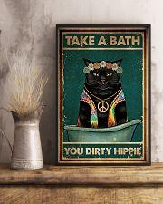 Hippie Take A Bath 11x17 Poster lifestyle-poster-3