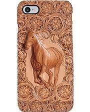 Horse Leather Phone Case i-phone-8-case