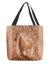 Horse Leather All-Over Tote tile