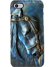 Horse Girl Sad Phone Case i-phone-8-case