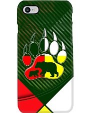 Mama Bear 2 green Phone Case i-phone-8-case