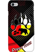 Poppa Bear 3 Cubs Phone Case i-phone-8-case