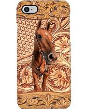 Custom Love Horses  Phone Case i-phone-8-case